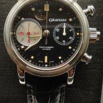 Graham Acier 42mm Remontage automatique 2SLI-695 occasion France, MANDELIEU LA NAPOULE