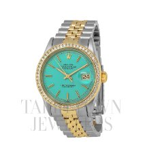Rolex Datejust 1601 1966 pre-owned