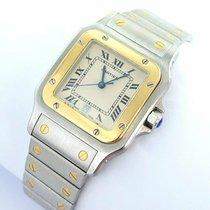 Cartier Santos Galbée 1996 подержанные
