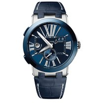 Ulysse Nardin Executive Dual Time 24300/43 new