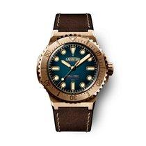 Swatch Bronze Automatik Blau Keine Ziffern 41mm neu