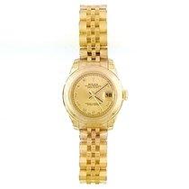 Rolex Lady-Datejust новые 2014 Автоподзавод Часы с оригинальными документами и коробкой 179168