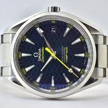 Omega Seamaster Aqua Terra Steel 41,5mm Blue No numerals
