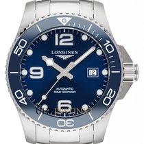 Longines HydroConquest Acier 43mm Bleu