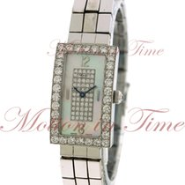 Chopard Classique Ladies Rectangle, Mother of Pearl Diamond...