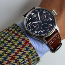 萬國 (IWC) Big Pilot's Watch Perpetual Calendar Edition Exupery