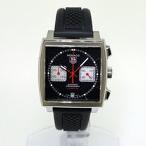 TAG Heuer Monaco Calibre 12 Chronograph CAW2114.FT6021