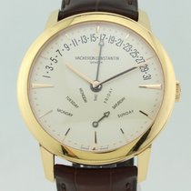 Vacheron Constantin 42mm Automatic 2014 pre-owned Patrimony Champagne