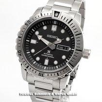 Seiko Prospex Steel 45mm Black