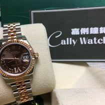 Rolex Cally - 179171 26mm Datejust Lady Brown Roman VI Dial [NEW]
