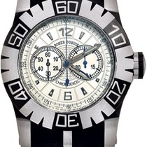 Roger Dubuis Easy Diver new Automatic Chronograph Watch with original box and original papers SED4678C9