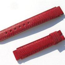 Chopard Kalb Armband Rot Red 16 Mm Für Dornschliesse 75/105...