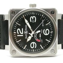 Bell & Ross Br01-97 Reserve De Marche Stainless Steel Automati...