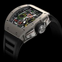 Richard Mille RM 11-02 Flyback Chronograph Dual Time Zone