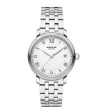 Montblanc Automatic White Roman numerals 36mm Tradition