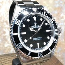 Rolex Submariner (No Date) LC810 mit Papieren und Box