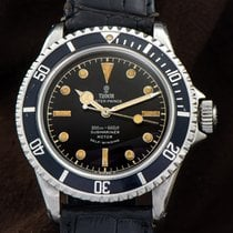Tudor Steel Automatic 40mm pre-owned Submariner