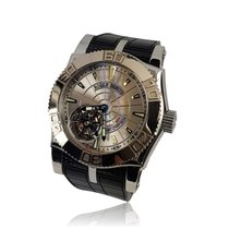 Roger Dubuis 48mm Manual winding 2005 pre-owned Easy Diver