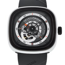 Sevenfriday 47mm Automatic 2016 pre-owned P3-3