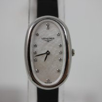 Longines Symphonette Steel 18mm Mother of pearl