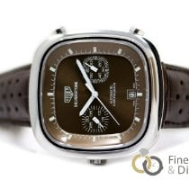 TAG Heuer Silverstone Steel 42mm Brown No numerals
