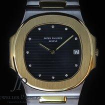 Patek Philippe 3700/11 Gold/Steel 1982 Nautilus 40mm pre-owned