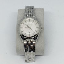 Hamilton Jazzmaster Lady Steel 30mm Mother of pearl No numerals