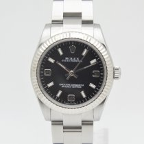 Rolex Oyster Perpetual 31 Steel 31mm Roman numerals