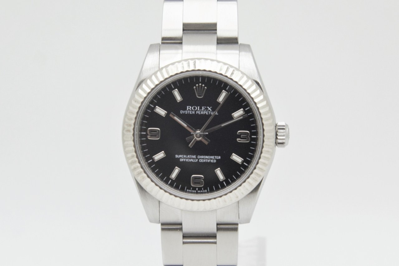 bba7c7cc7fd Rolex Oyster Perpetual - Todos os preços de relógios Rolex Oyster Perpetual  na Chrono24