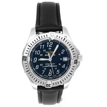Breitling Colt Steel 38mm Blue United States of America, California, Los Angeles