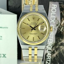 Rolex Datejust Oysterquartz 17013 1988 pre-owned
