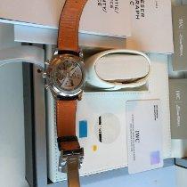 IWC Portuguese Chronograph Stål 42mm Grå Arabiska Sverige, Norrmalm