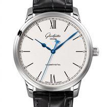 Glashütte Original Senator Excellence Steel 40mm Silver United States of America, Florida, Miami