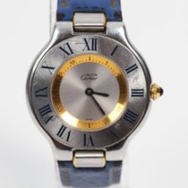 Cartier 21 Must de Cartier pre-owned Leather