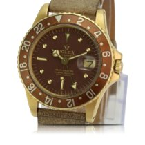 Rolex GMT-Master 1675 pre-owned