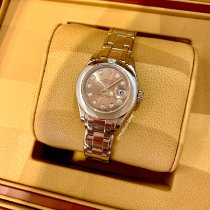 Rolex Lady-Datejust Pearlmaster 80329 usados