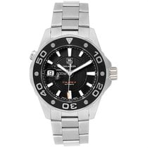 TAG Heuer Aquaracer 500M Steel 43mm Black United States of America, Georgia, Atlanta