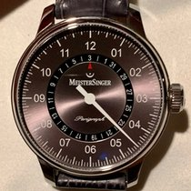 Meistersinger Steel 43mm Automatic AM100740364 pre-owned United States of America, Texas, HOUSTON