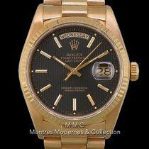 Rolex Day-Date 36 Zuto zlato 36mm Bez brojeva