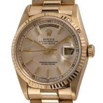 Rolex Day-Date 36 36mm Silver United States of America, Texas, Austin