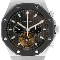 オーデマピゲ Audemars Piguet Royal Oak Tourbillon Chronograph