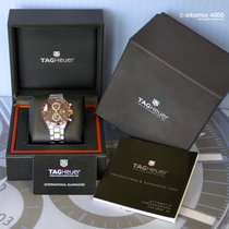 TAG Heuer CARRERA Caliber 16 Chrono DATE BROWN - Ref. CV2013...