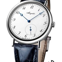 Breguet White gold 40mm Automatic 5140BB/29/9W6 new