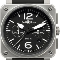 Bell & Ross Steel Automatic BR03-94STEEL new United States of America, New York, Brooklyn