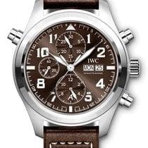"""IWC Pilot's Double Chronograph """"Antoine De Saint Exupery"""" S"""