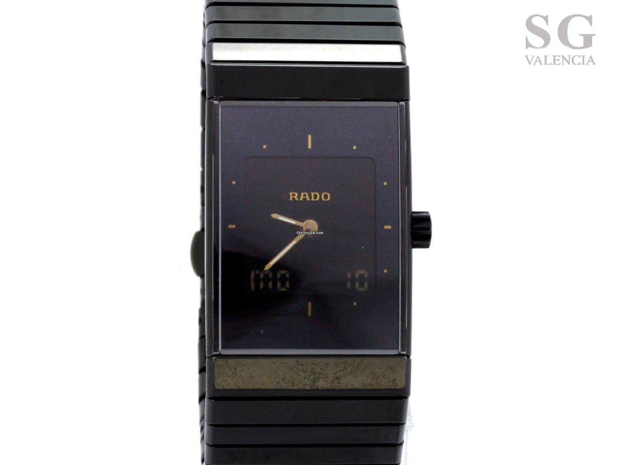 Relojes Rado de segunda mano - Compare el precio de los relojes Rado b1bccd65fe79
