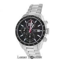 Longines Authentic Men's rande Vitesse L3.636 Chrono Date...
