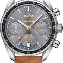 Omega Speedmaster 324.32.38.50.06.001 New Steel 38mm Automatic