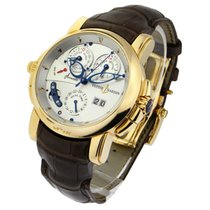 Ulysse Nardin 676-88 Sonata Cathedral Mens Automatic in Rose...