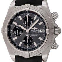 Breitling : Chronomat Evolution :  A13356 :  Stainless Steel